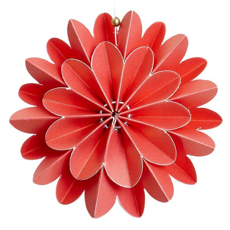ozdoba-swiateczna-kwiat-2-z-papieru-kolor-czerwony