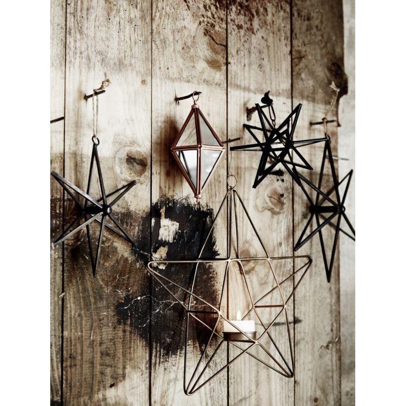 dekoracje choinkowe gwiazdy
