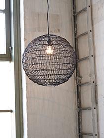 Lampa ażurowa Hubsch