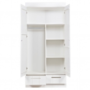 Półki dodatkowe do szafy CONNECT z szufladami