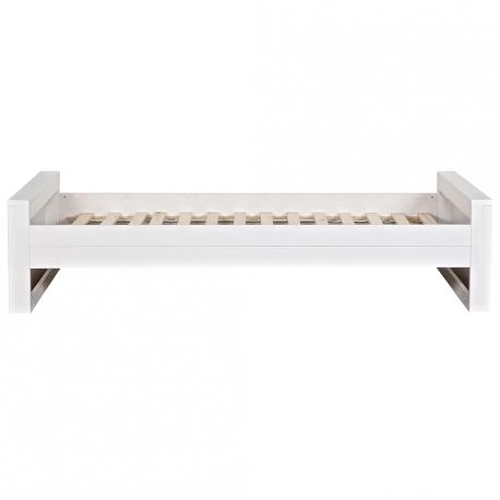 Łóżko ROBIN, białe