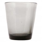 Szklanka na wodę, szara