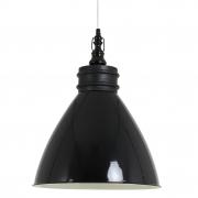 Lampa wisząca ARTEMIS czarna - Light & Living