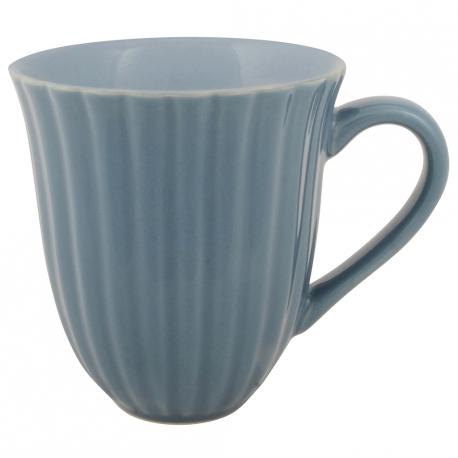 Kubek ceramiczny MYNTE granatowy - Ib Laursen
