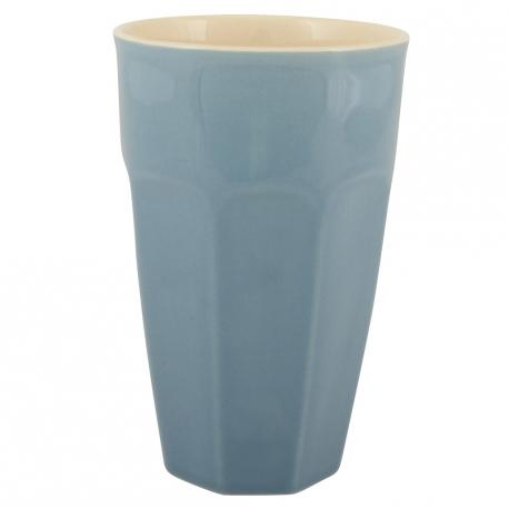 Kubek ceramiczny MYNTE duży granatowy