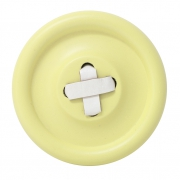 Guzik-wieszak żółty M