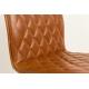 Krzesło ANDY, brązowe