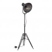 Lampa industrialna SPOTLIGHT w kolorze srebrno-złotym