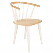 Krzesło GEE, białe