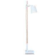 Lampa podłogowa SYDNEY, biała