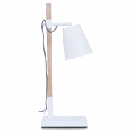 Lampa biurkowa SYDNEY, biała