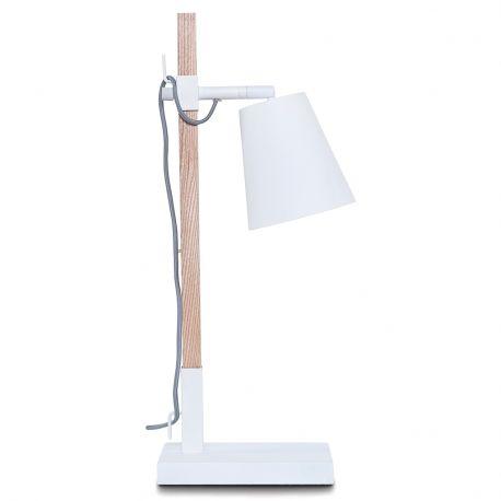 Lampa biurkowa SYDNEY, biała - It's about RoMi