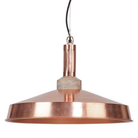 Lampa wisząca DETROIT, kolor miedziany  - It's about RoMi