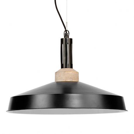 Lampa wisząca DETROIT, kolor czarny - It's about RoMi