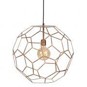 Lampa wisząca MARRAKESH, miedziana, 35 cm  - It's about RoMi