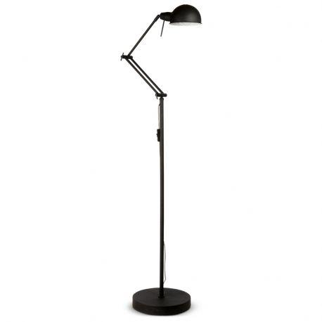 Lampa podłogowa GLASGOW, czarna - It's about RoMi