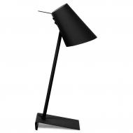 Lampa stołowa CARDIFF, czarna