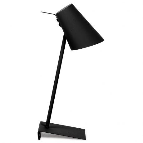 Lampa stołowa CARDIFF, czarna - It's about RoMi