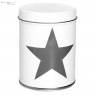 Pojemnik kuchenny STAR II, biały, duży
