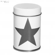 Pojemnik kuchenny STAR, biały , mały