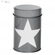 Pojemnik kuchenny STAR, szary , mały
