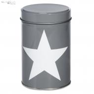 Pojemnik kuchenny STAR I, szary, średni