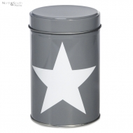 Pojemnik kuchenny STAR, szary, średni