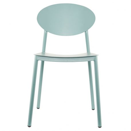 Krzesło WALKER, turkusowe
