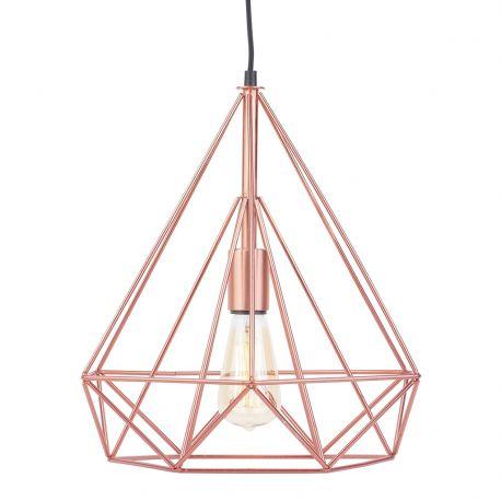 Lampa wisząca ANTWERP, miedziana  - It's about RoMi