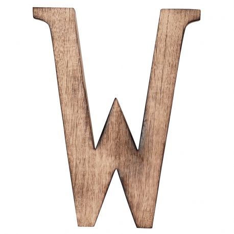 Litera W - Hübsch