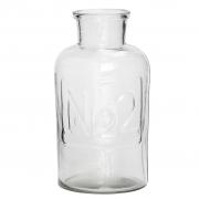 Wazon szklany No2 - Hübsch
