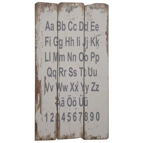 Tablica Alfabet - Ib Laursen