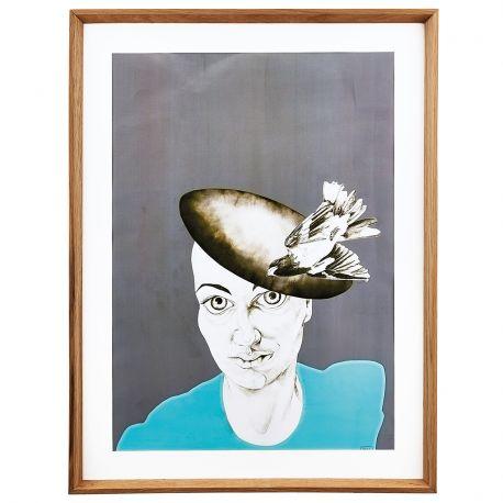 Grafika MATILDA, 60 x 82 cm