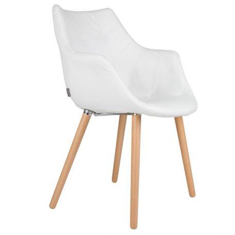 Krzesło TWELVE białe