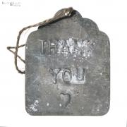 Zawieszka THANK YOU