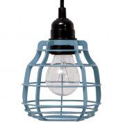 Lampa LAB, niebieska