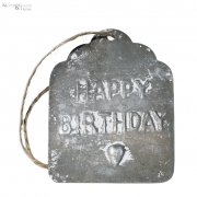 Zawieszka HAPPY BIRTHDAY