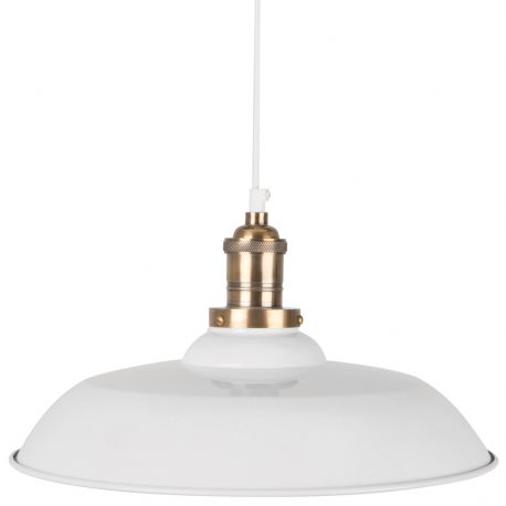 Lampa wisząca CORE, biała