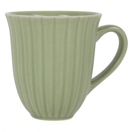 Kubek ceramiczny MYNTE zielony