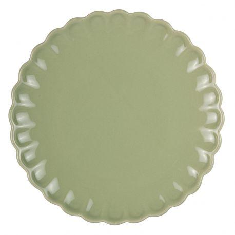 Talerzyk okrągły MYNTE, zielony