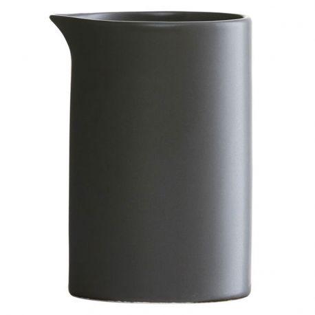 Dzbanek na mleko POT, czarny