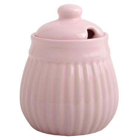 Cukierniczka ceramiczna MYNTE, kolor lawendowy - Ib Laursen
