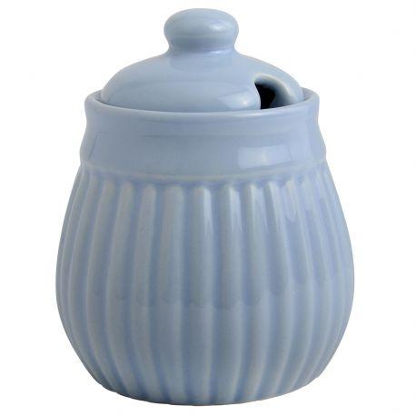 Cukierniczka ceramiczna MYNTE, niebieska - Ib Laursen