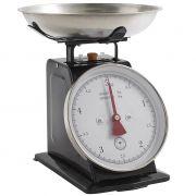 Waga kuchenna, 5 kg, czarna