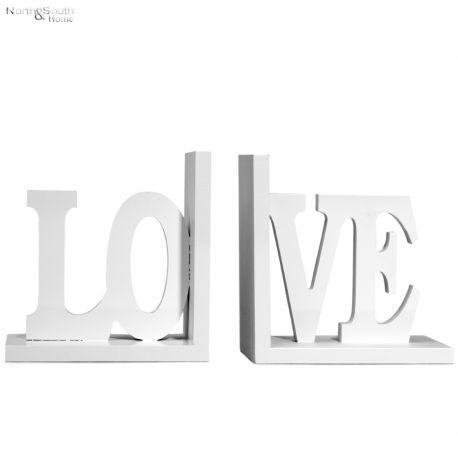 Podpórka do książek LOVE