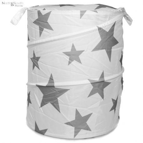 Torba na pranie STAR, biała