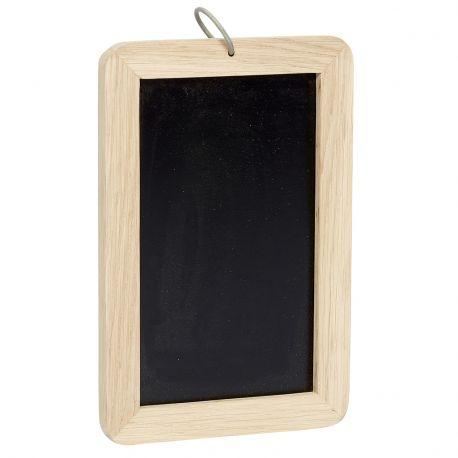 Tabliczka drewniana do pisania - Hübsch