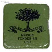 Podkładka pod kubek  MAISON FONDEE, jasna oliwka