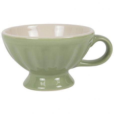 Filiżanka MYNTE, zielona - Ib Laursen