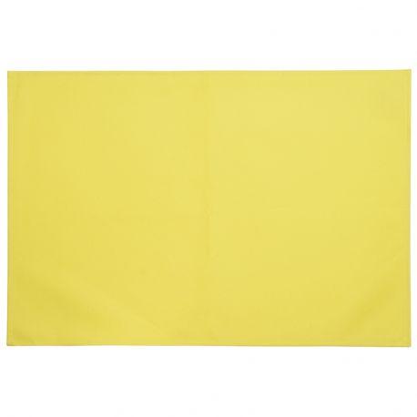 Podkładka żółta, 33x48 cm - J-Line